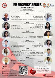 Emergency Series - Online Seminar